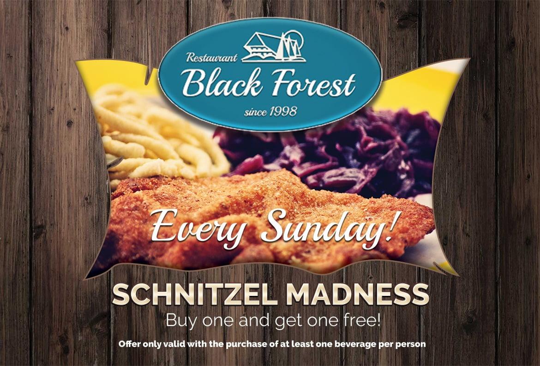 Schnitzel Madness